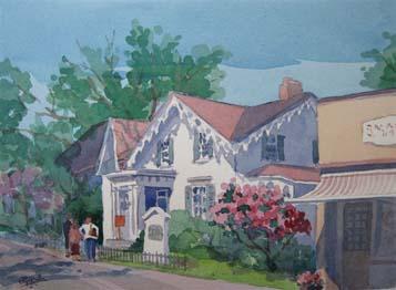Painting by Edward Abela