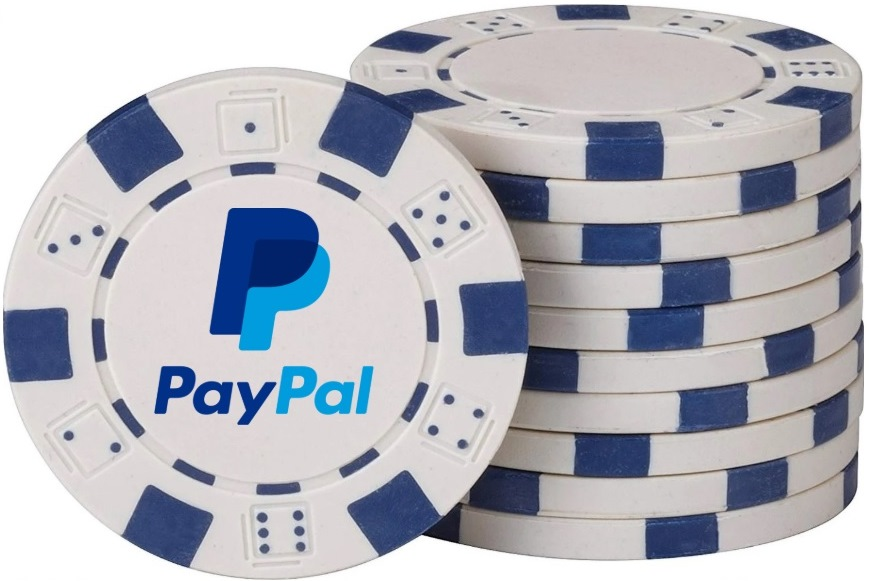 PayPal casino chips