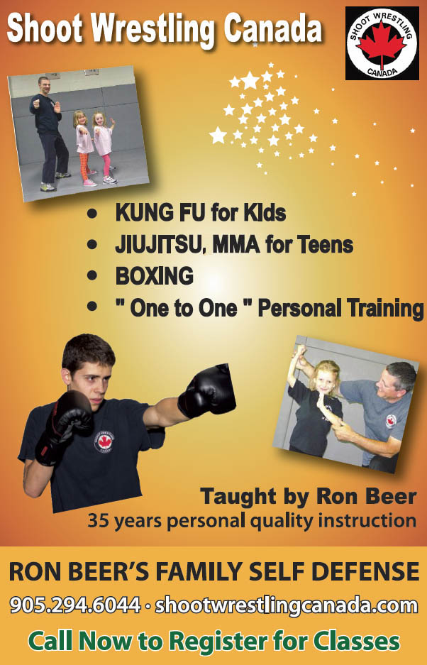Martial Arts in Markham