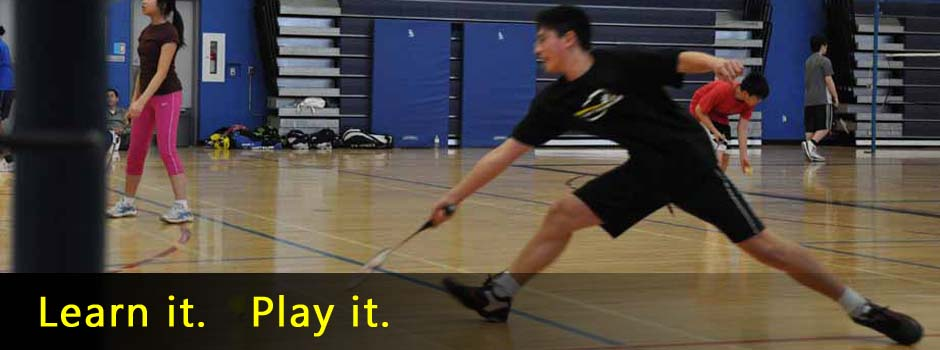 Badminton Clubs in Markham